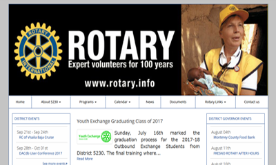Rotary District 5230
